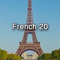French 20