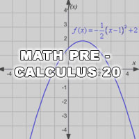 Pre-Calculus 20 [Boughen]